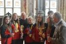 Huldiging stad Mechelen WK2016 - 11/08/2016 - stadhuis Mechelen