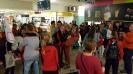 Thuiskomst WK2016 - 04/08/2016 - station Mechelen